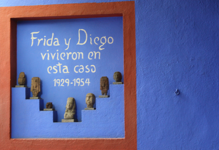 casa museo de frida kahlo