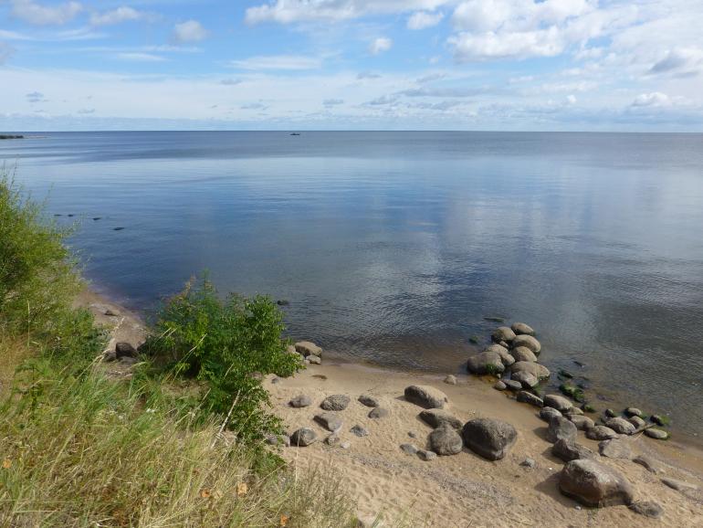 costa del lago peipsi