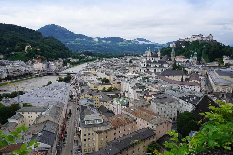 Vista de Austria