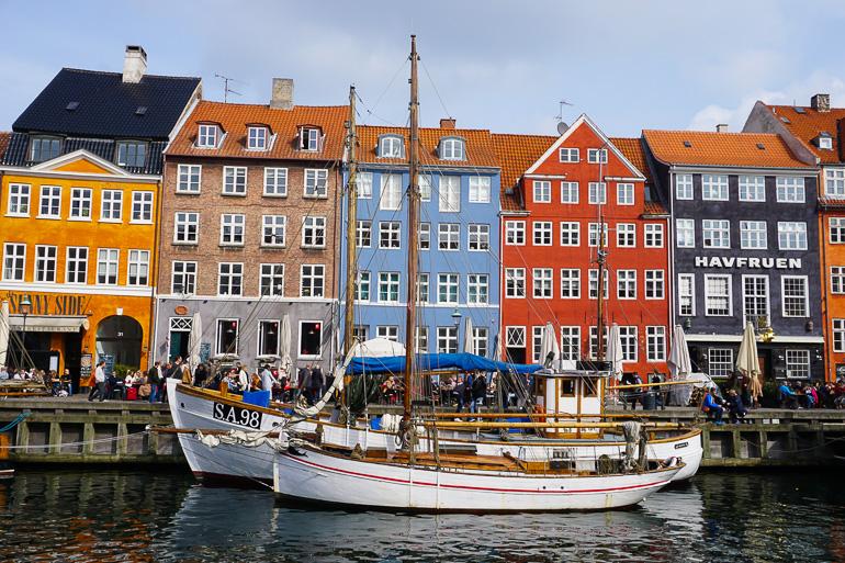 Canal Nyhavn hygge en copenhague