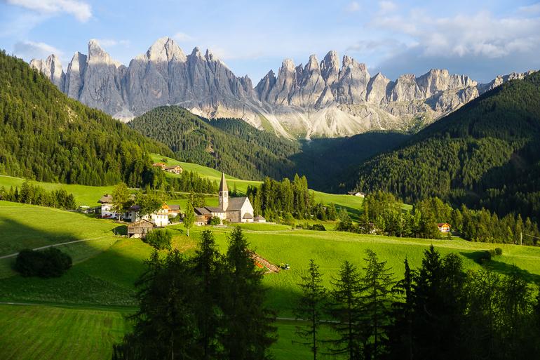 Miradores De Los Dolomitas Un Paseo Por Los Alpes Italianos