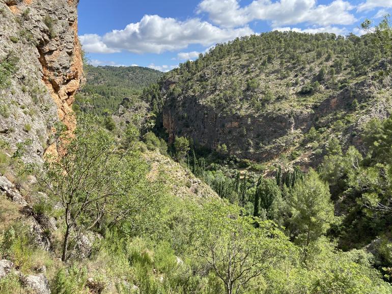 Entorno natural de la Cueva del Niño